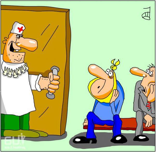 anekdot stomatolog